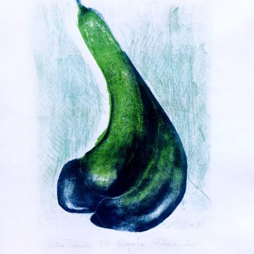 Litografia Grucha Pietrucha